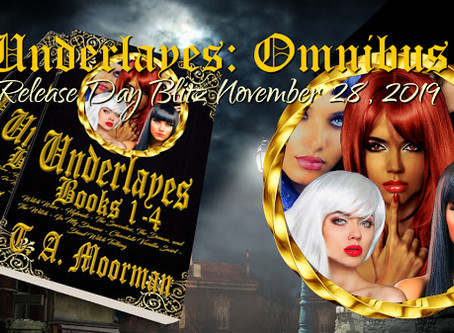 New Release! Underlayes: Omnibus by T.A. Moorman