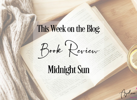Book Review: Midnight Sun