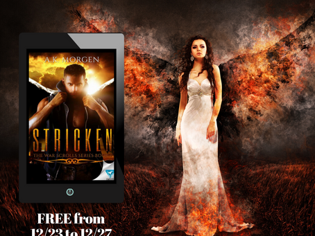 STRICKEN is currently FREE!