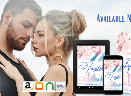 New Release: Such Great Heights by Sydney Logan