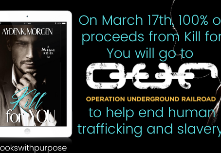 Grab Kill for You today & help save lives. No, seriously!