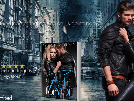 Fight for You Book Birthday Sale!