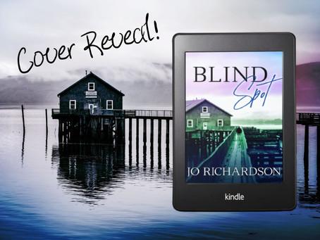 Cover Reveal: Blind Spot by Jo Richardson