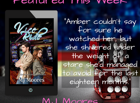 Excerpt from Vice Ride by MJ Moores