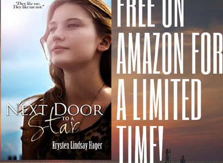 Book Spotlight: Next Door to a Star by Krysten Lindsay Hager