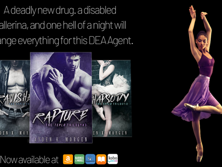 The Teplo Trilogy is on Sale!