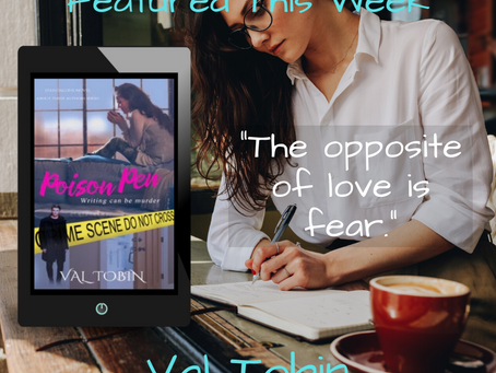 Poison Pen by Val Tobin: Excerpt