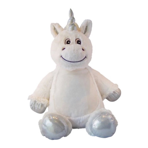 Personalised Unicorn Teddy