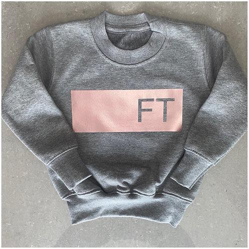 Name Bar Sweater