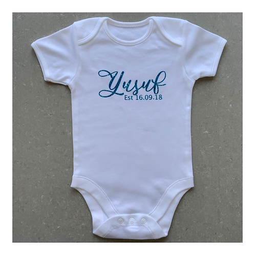 Est Baby Vest