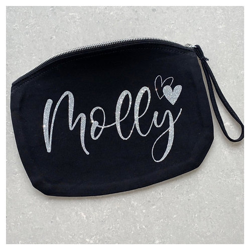 Large Personalised Accessory/Toy/Make up Pouch