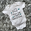 Thumbnail: First Fathers Day Baby Vest