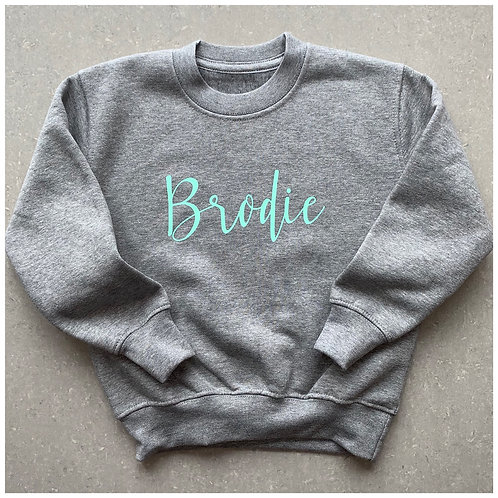 Personalised Sweaters