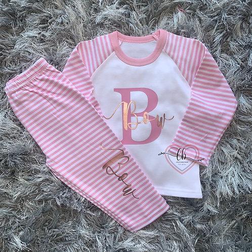 Name & Initial Pyjamas