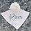 Thumbnail: Personalised Bunny Comforter