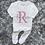 Thumbnail: Name & Initial Baby grow & Hat Set