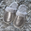 Thumbnail: Personalised Silver Slippers