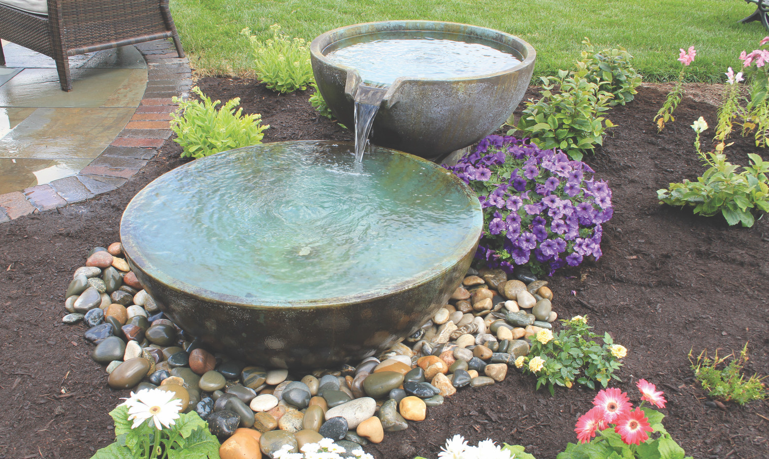 Artistic Water Features!