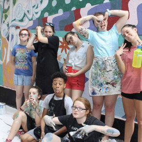 Knoxville artists in the spotlight after Hamilton retweets photo of their mural