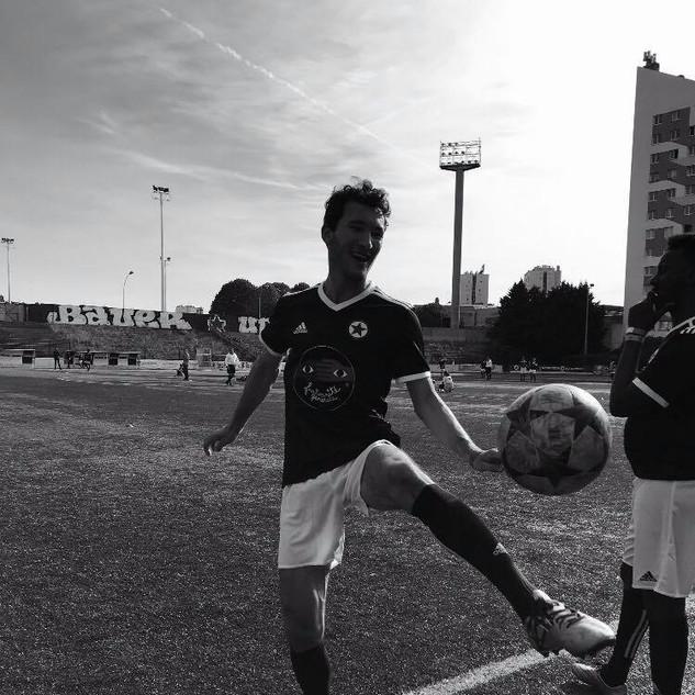 Tournoi Fraternité au Stade Bauer, octobre 2018