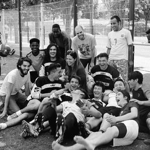 Photo d'équipe, tournoi juillet 2018