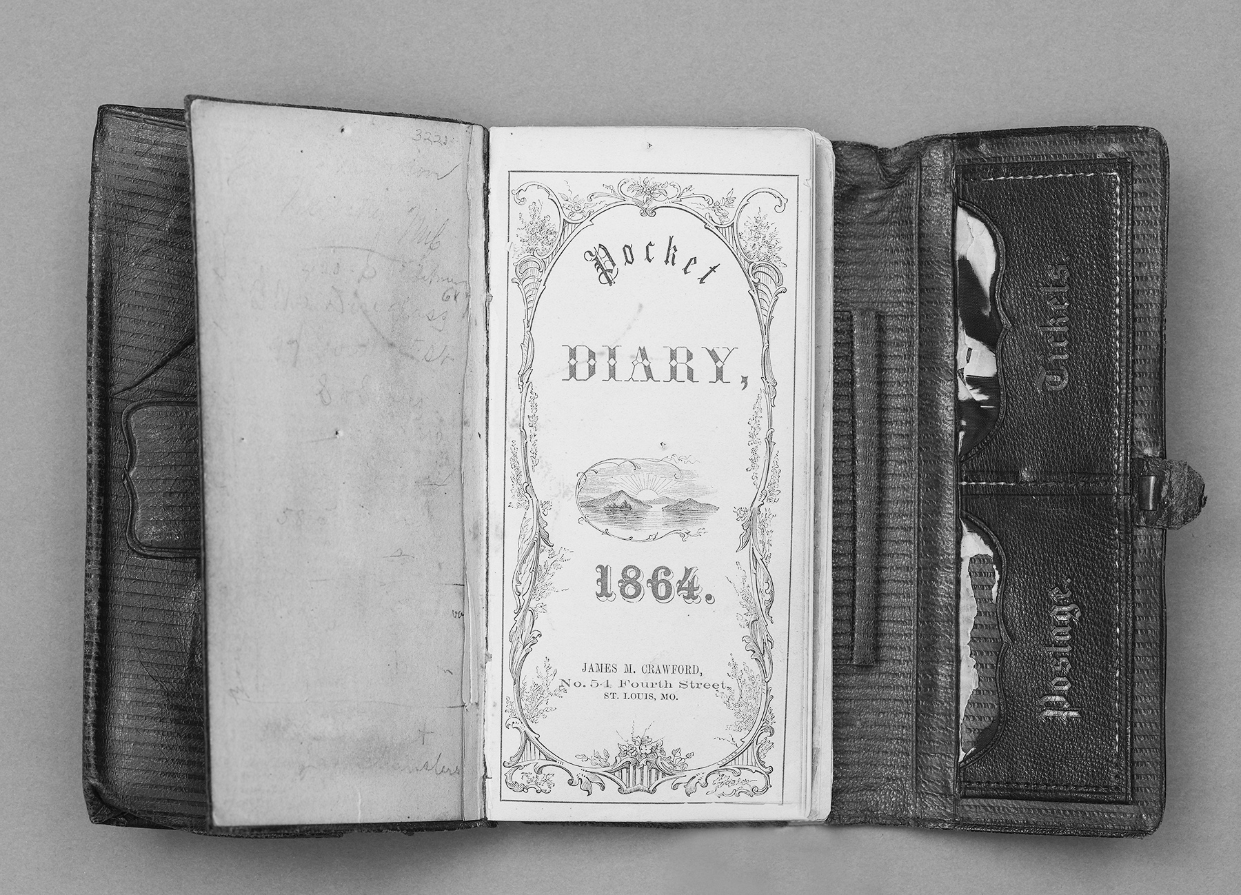 Booth's Diary