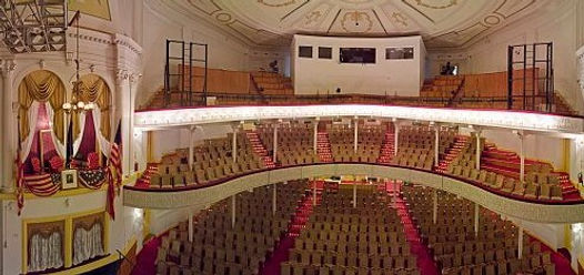 Panoramic View of the Interior of Ford's Theatre