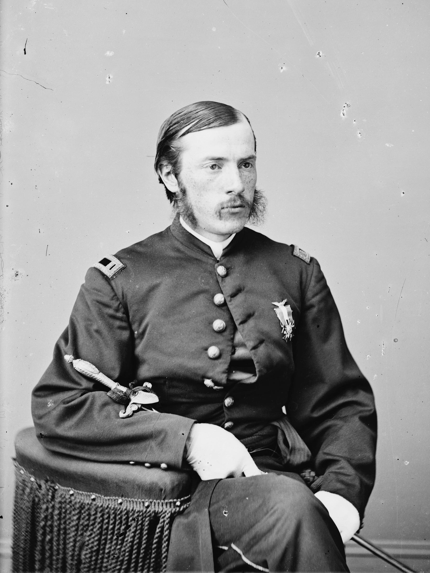 Dr. Charles Leale
