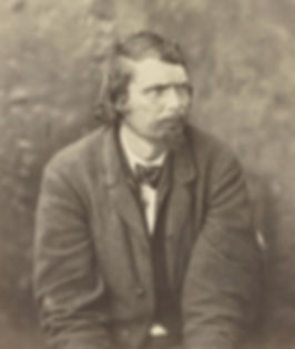 George Atzerodt, prisoner on the U.S.S. Montauk