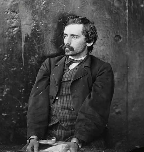 Michael O'Laughlen, Lincoln Assassination Conspirator