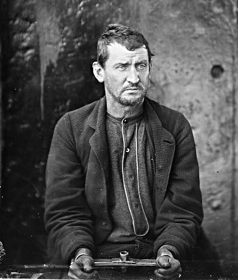 Edman Spangler, Lincoln Assassination Conspirator