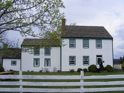 Home of Dr. Samuel Mudd