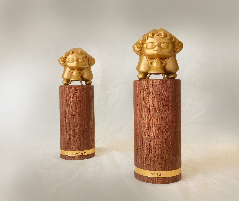 Trophée Mortelle Adèle