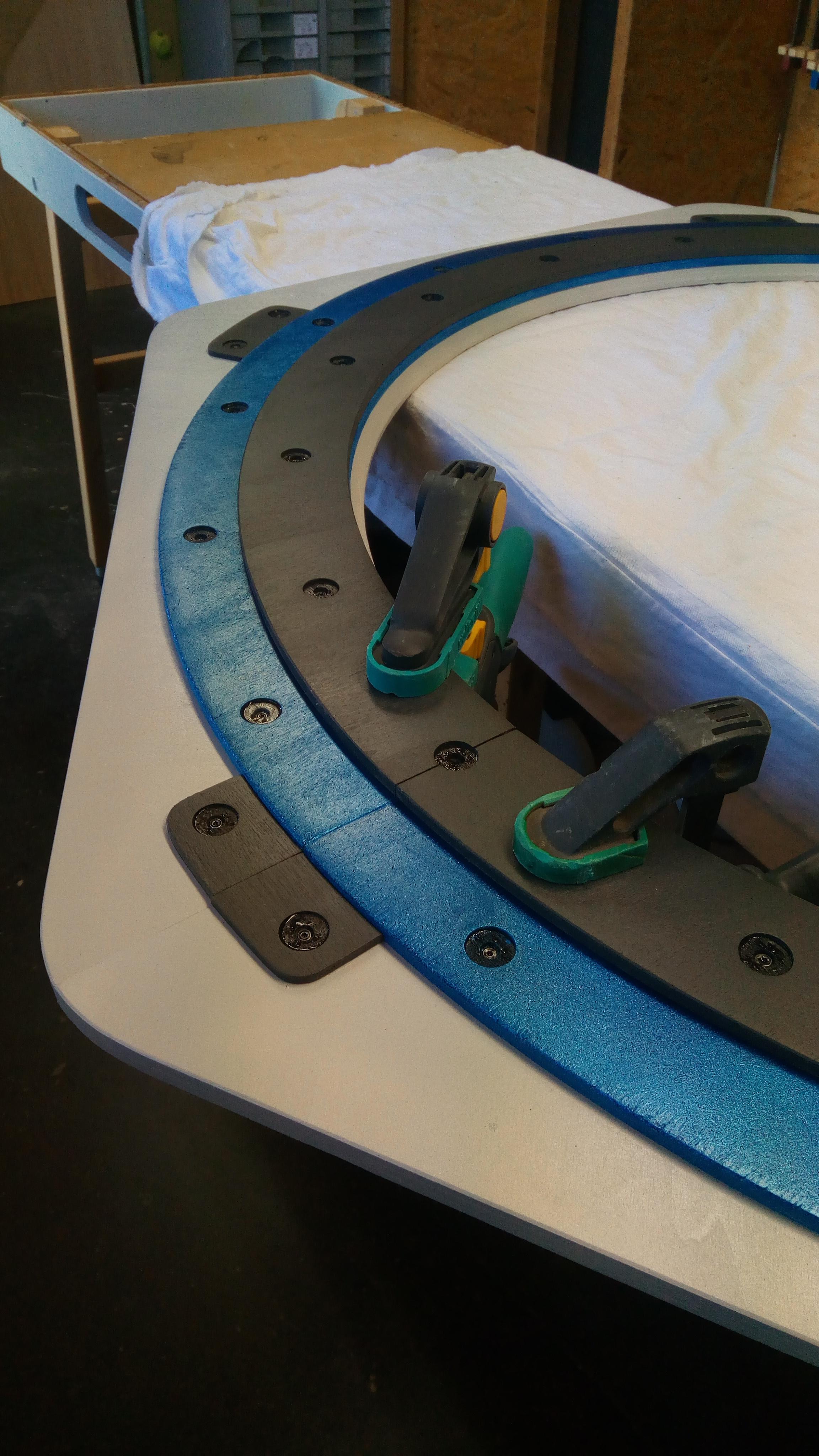 Hublot ISS Style Accessoire scénique