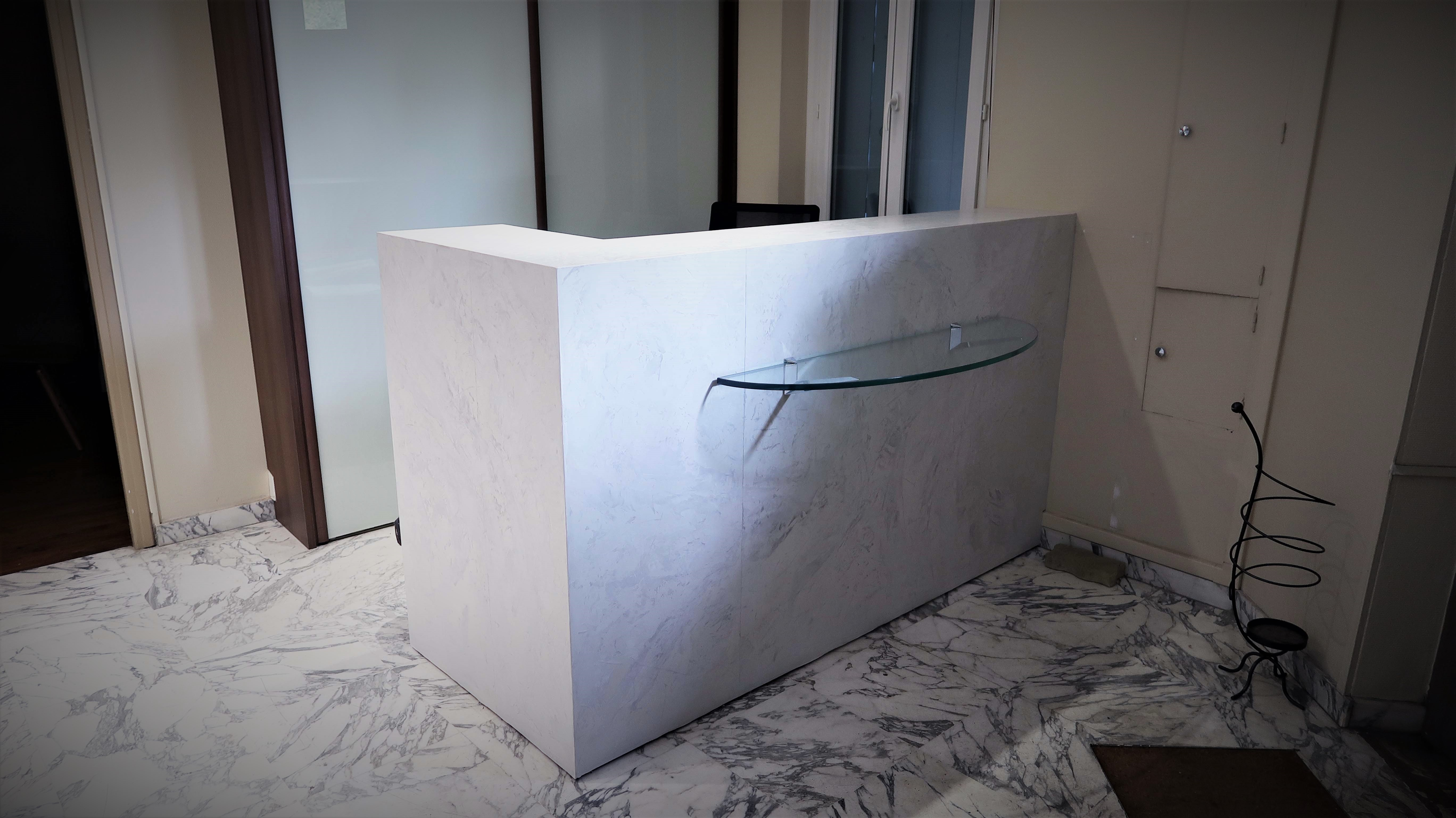 Comptoir custom