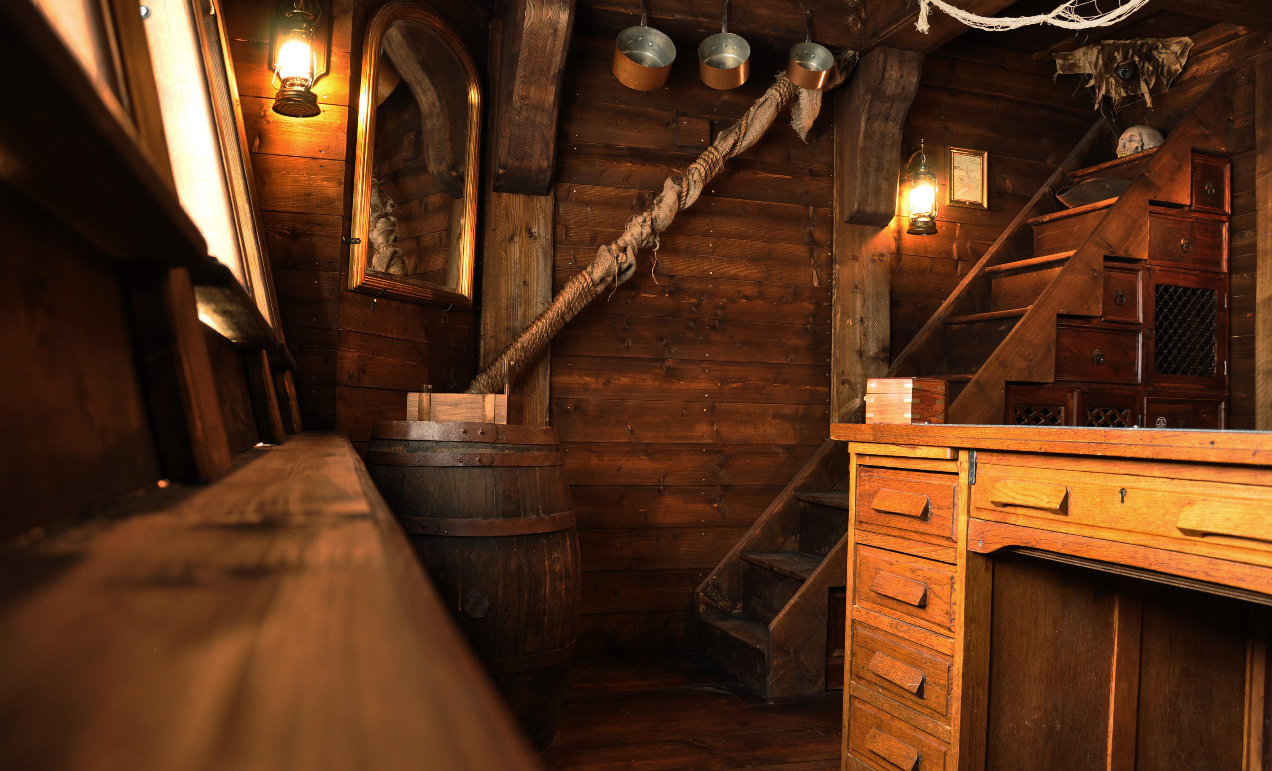 Escaperoom Pirate