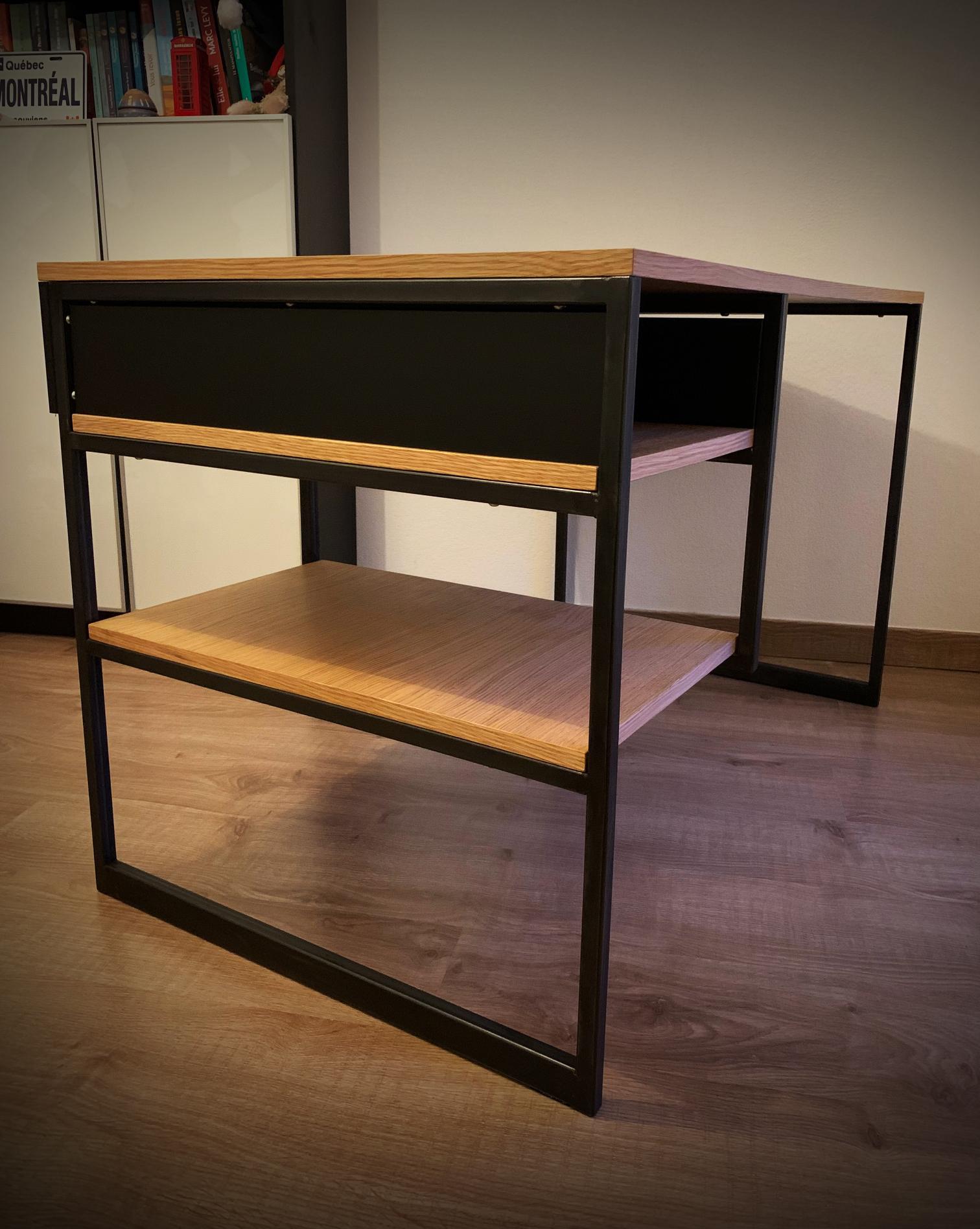 "Bureau ""minimaliste"""