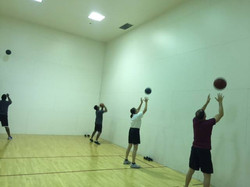 Wall Ball Time
