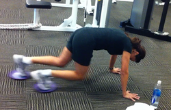 Angie workout