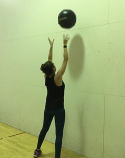 Amy Wall ball