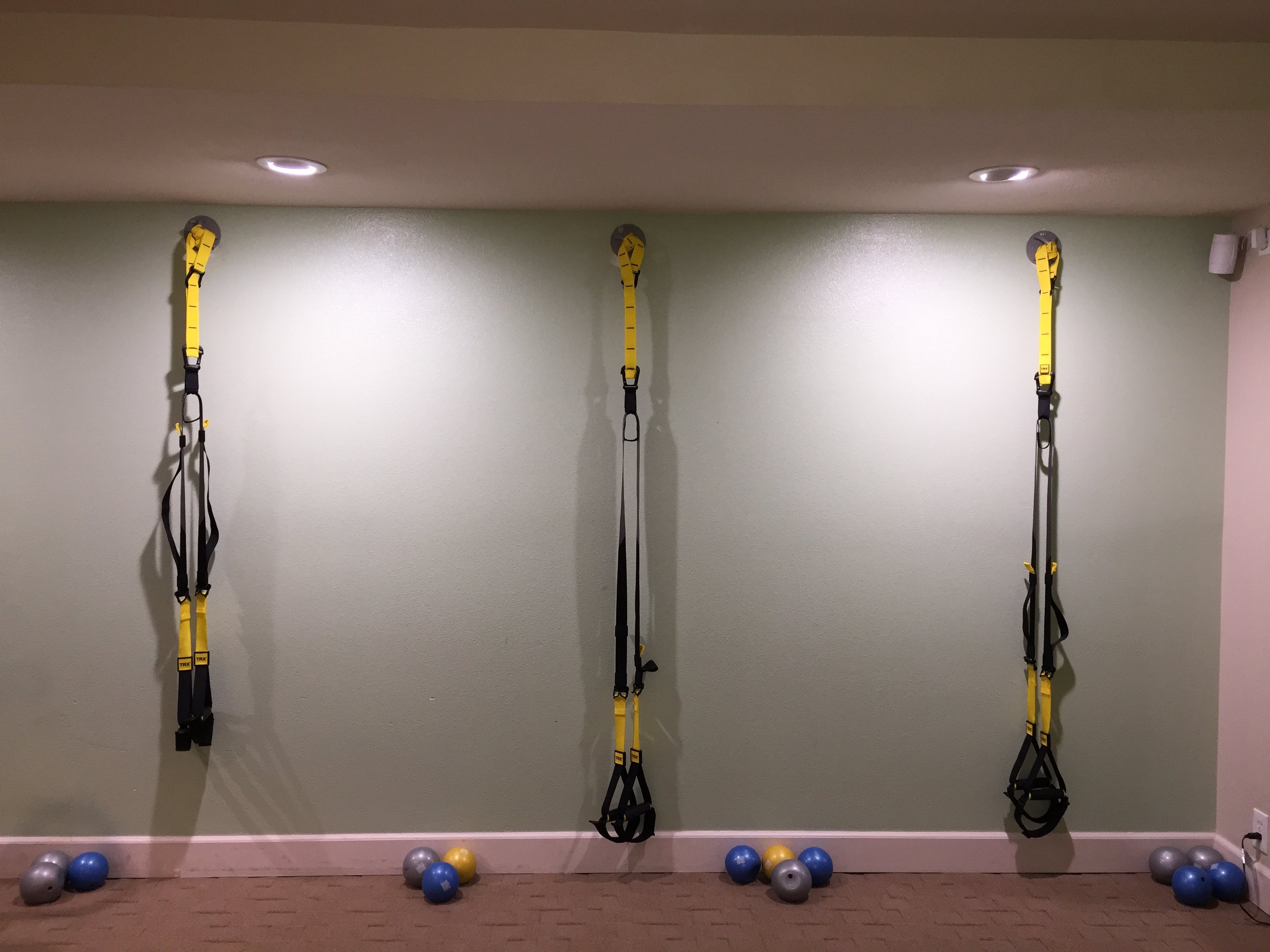 new trx wall