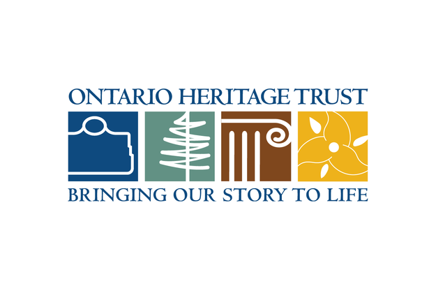 Ontario Heritage Trust logo, client of Ben Hemmings Media