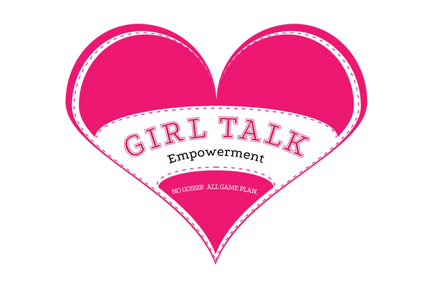 girl talk empowerment logo, client of ben hemmings media