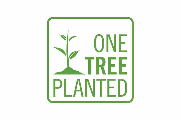 one tree planted logo, client of ben hemmings media