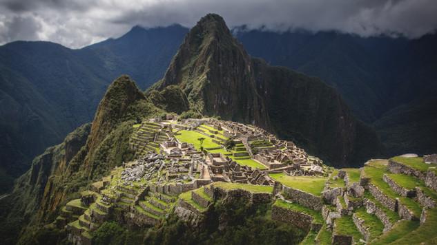 A portfolio image of Machu Picchu by Toronto based commercial photographer BEN HEMMINGS MEDIA