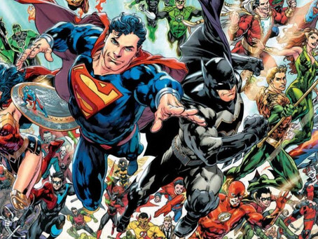 The Current Status of DC Comics and the Future