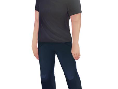 Jon Drake Character Analysis