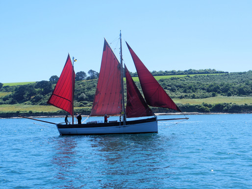 Red Sails in the bay