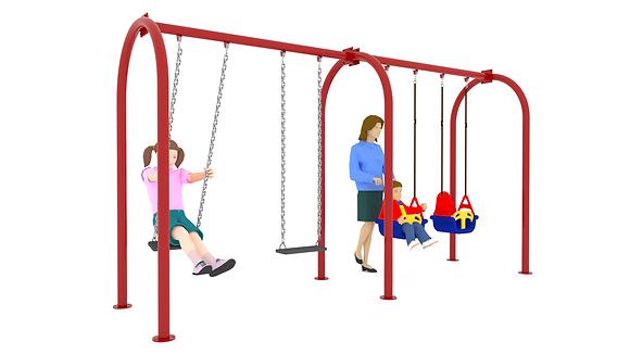 JUEGOS INFANTILES PARA EXTERIORES