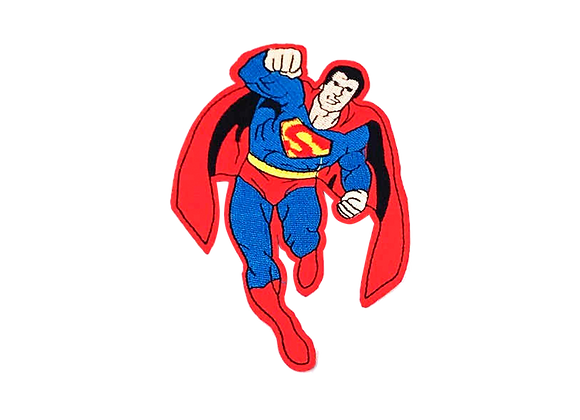 Parche Superman